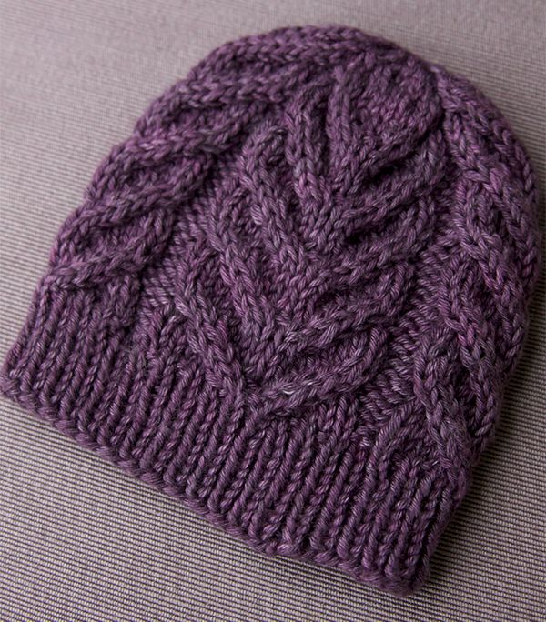 Northward   a free cable hat pattern! Tin Can Knits Bloglovin