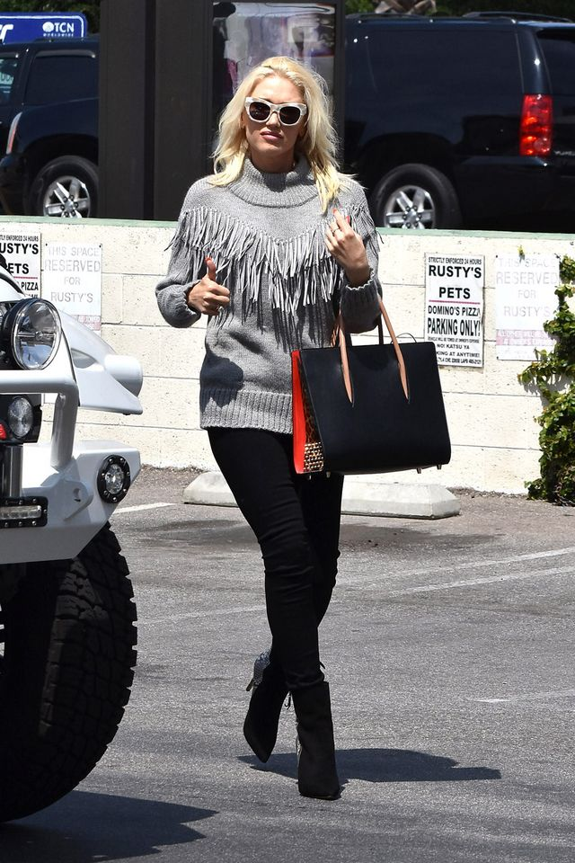Gwen Stefani Out and About in LA | Tom & Lorenzo | Bloglovin'