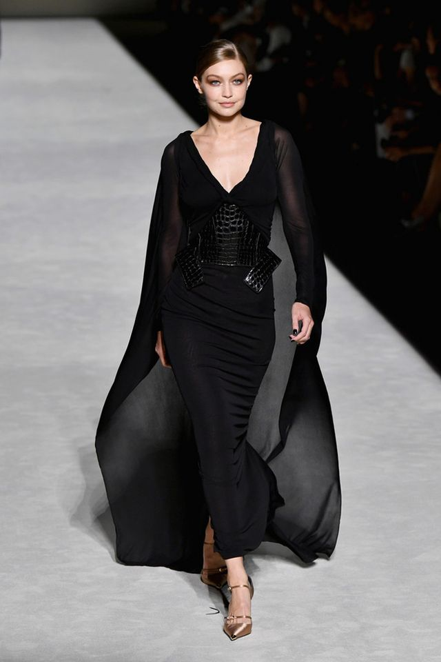 257032b8528e3 New York Fashion Week  Tom Ford Spring 2019 Collection