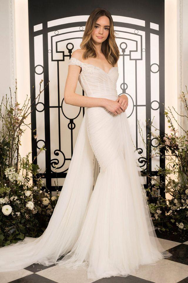 50bfa17965eb3 Jenny Packham Spring 2020 Bridal Collection | Tom & Lorenzo | Bloglovin'