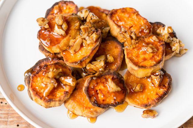 oranje boven: zoete aardappel koken, bakken, roosteren en poffen doe