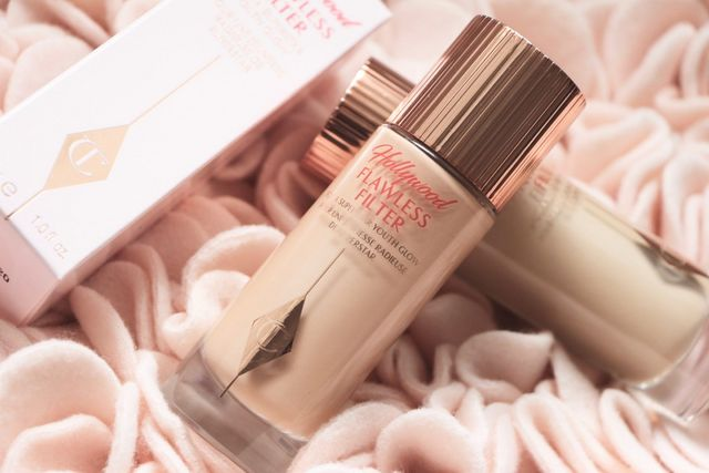 Foundation Review Charlotte Tilbury Hollywood Flawless Filter The