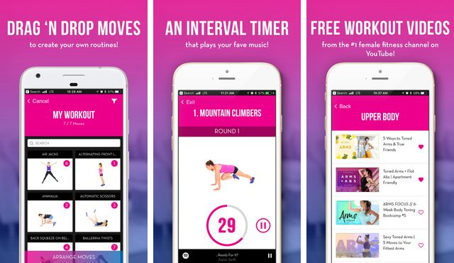 Here's what you should know about the PIIT Pocket app… | Blogilates