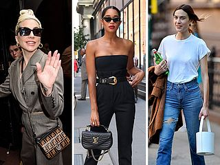 a2e64fb68bee The Best Celebrity Bag Looks of Summer 2018