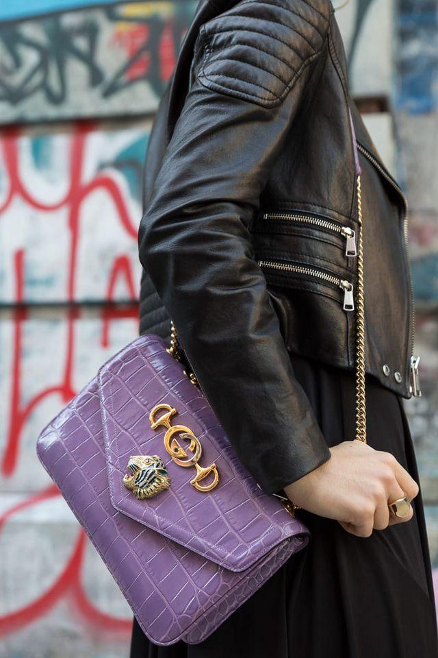93ec9da9e40c The post Introducing the Gucci Rajah Shoulder Bag appeared first on  PurseBlog.