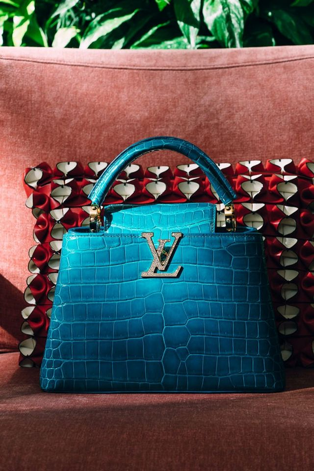 0cb4ed53241 A Look Into The Magical World Of Louis Vuitton Exotics