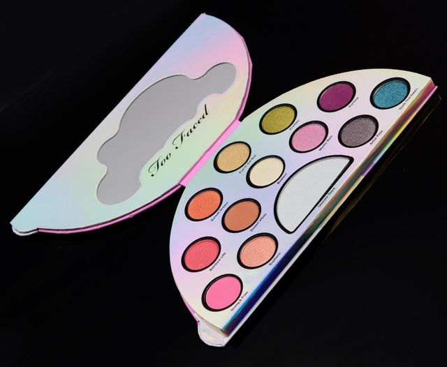 Beauty Essentials Open-Minded Glitter Powder Eyeshadow Makeup Sequin Diamond Colorful Glitter Gel Shiny Body Mermaid Festival Powder Pigment Makeup Cosmetics Bright And Translucent In Appearance