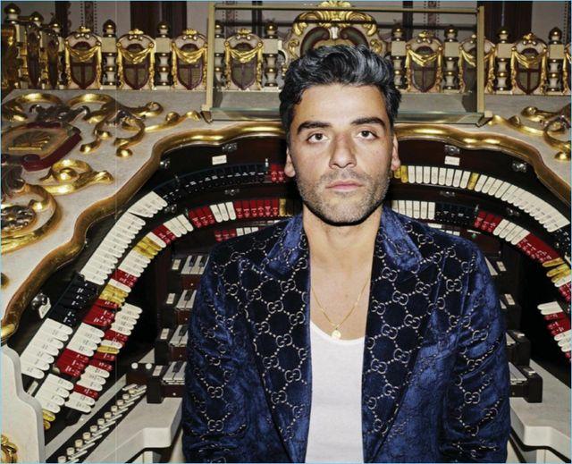 f2b2e73d6b98 Oscar Isaac Covers American GQ Style, Talks Getting Married   The ...