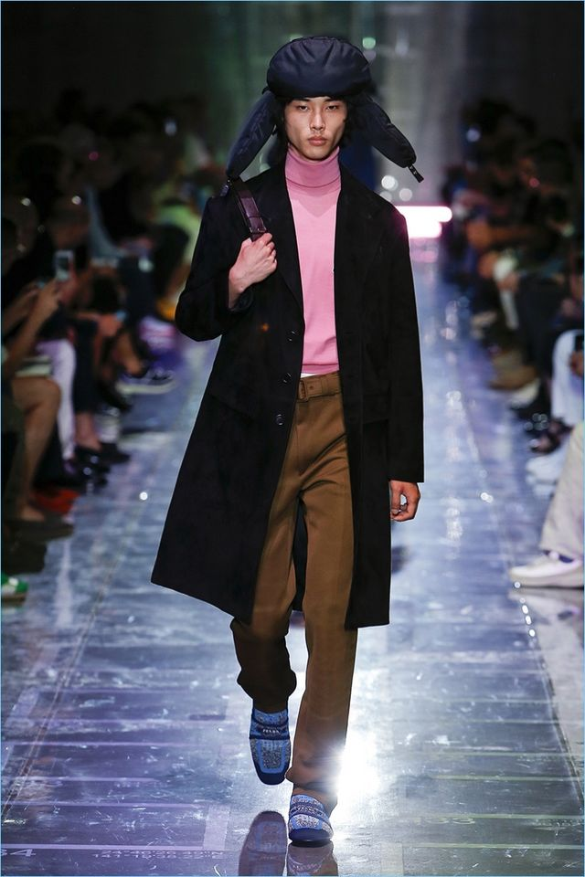 b53e100b5dc33 Prada Channels 60s Style with Spring '19 Collection | The ...