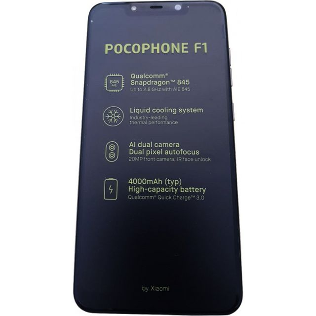 What we know about Xiaomi's Pocophone F1: A Cheap Snapdragon