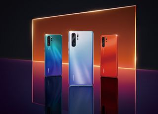 Huawei P30 Pro update (EMUI 9 1 0 178) adds DC Dimming, lower