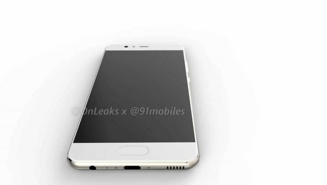 Leaked Renders Give us a Closer Look at The Huawei P10 Ahead Of