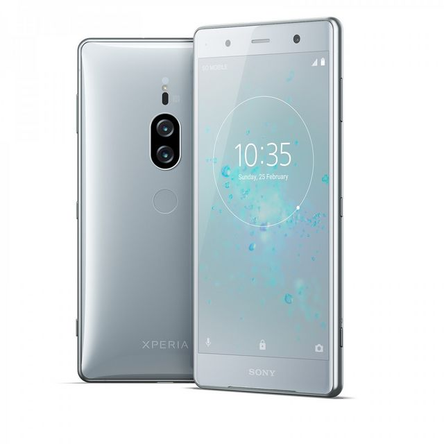 Sony Xperia XZ2 Premium is official with a 4K HDR display