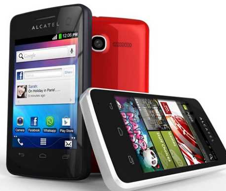 Download Alcatel One Touch T Pop 4010X Stock ROM-Firmware | Posts by