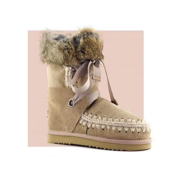 2cfe8e4ddbba MOU boots interior is covered with soft sheepskin fur, and most have  exteriors made of high-quality suede. The outsoles are created of tough  rubber for ...