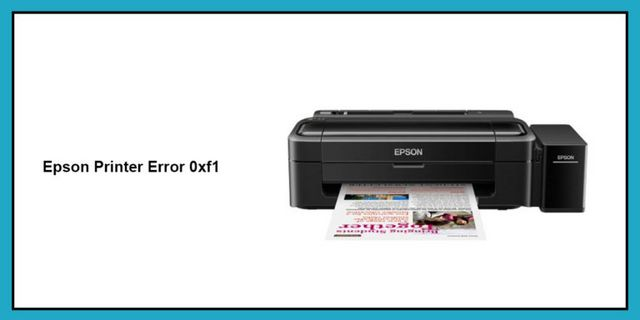 Enjoy a Hassle-Free Printing Session by Eliminating Epson Error Code