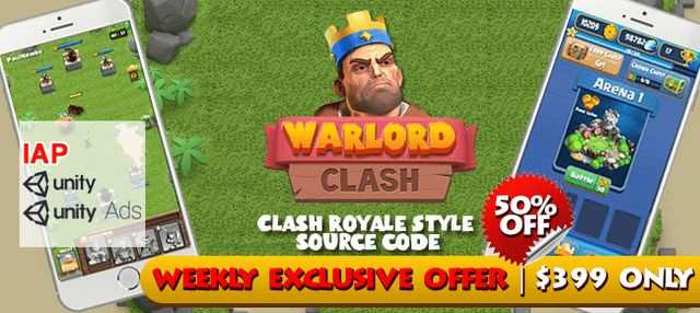 Clash Royale Clone Source Code | Posts by AppnGameReskin