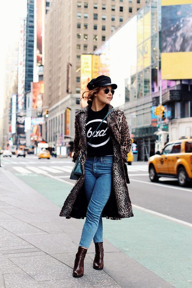 f863bacb CHEAP MONDAY 'Bad' jumper (now in sale) | FURLA bag | GAP jeans | OFFICE  brown ankle boots | ASOS baker boy hat. Bonjourno!