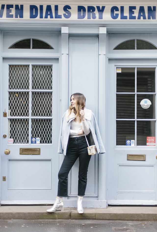bdba8163 (Jacket: C/O Edit the Brand, Top: Topshop, Jeans: ASOS, Boots: Camilla  Elphick, Bag: Reiss) Last week I had a bit of a sartorial epiphany  (absolutely an ...