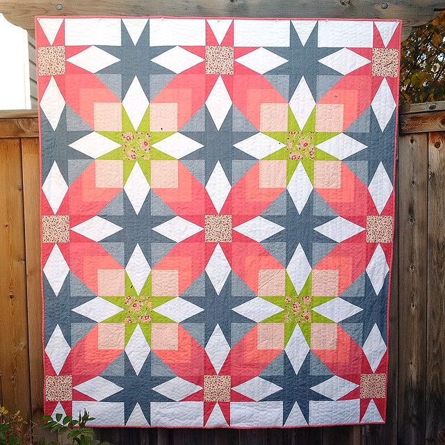 The glenda quilt pattern and scrap giveaway kitchen for Kitchen quilting ideas
