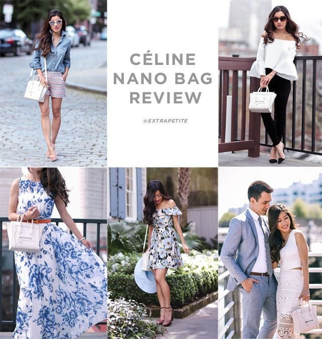 Celine Nano Bag Review + How to Clean   Care for Leather Purses ... acd8087ca3faf