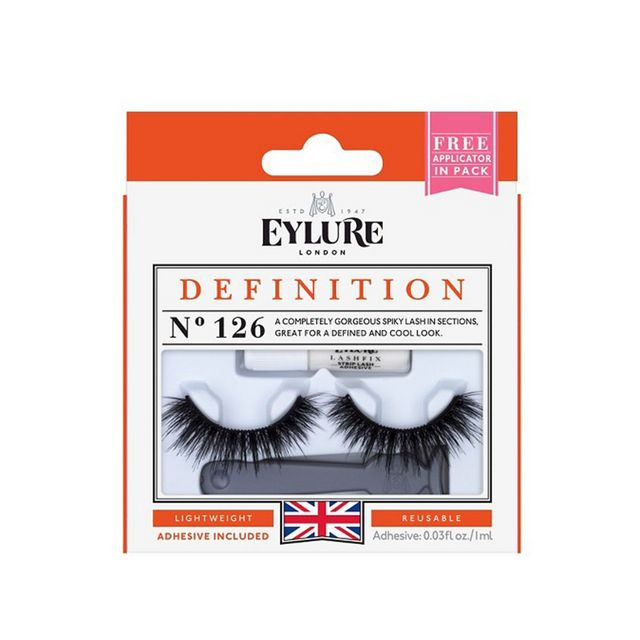 3ebab74fbb8 Comments are unanimous: These are the perfect lashes for hooded eyes.  They're long without looking over-the-top and they're easy to apply.