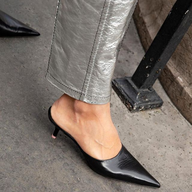 0eaae4e8489 23 Fall Mules to Wear With Your Jeans All Season Long   WhoWhatWear ...