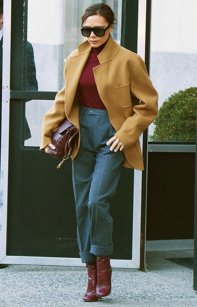 2862f6f9a80d ... coat and a pair of super-cool wide-leg trousers. So many good outfits,  so little time. Scroll down to see our full edit of celeb winter style  inspo.