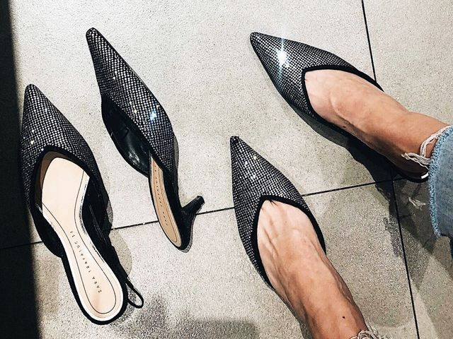 dc24daf46424 These 34 Zara Shoes Will Sell Out Before You Can Say