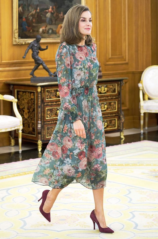 936d7473 Scroll down to see how royals wear four dress trends and shop similar  pieces for yourself. How could you go wrong with a cute new spring dress  that's also ...