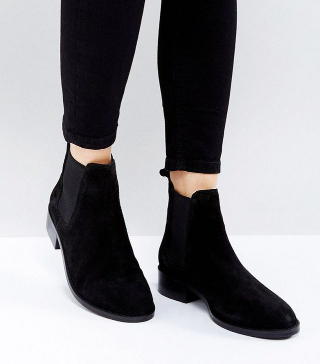 1456d4702f90 The Top-Trending Ankle Boots on Pinterest Are Only  60