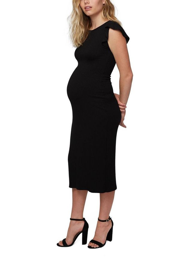 80121f1ba5 These 2 Maternity Dress Styles Are Insanely Flattering