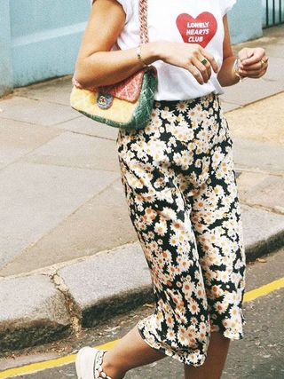 04e13d4005d95 The Chicest Midi Skirts Blowing Up on Instagram | WhoWhatWear.com ...