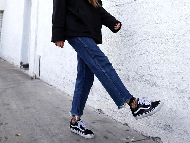 b9aac7283865f Fresh Ways to Style the Iconic Sneakers That ve Been Around Since ...