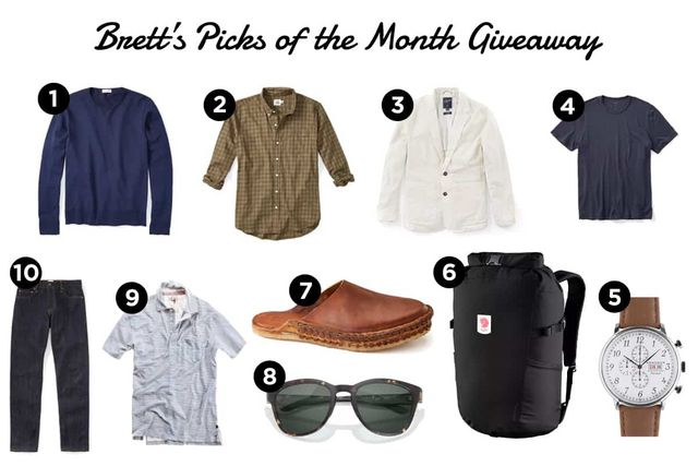 e2ec6836 Below you'll find some of my favorite recent offerings from Huckberry.  Enter the giveaway to win any of these items, or anything else available in  their ...