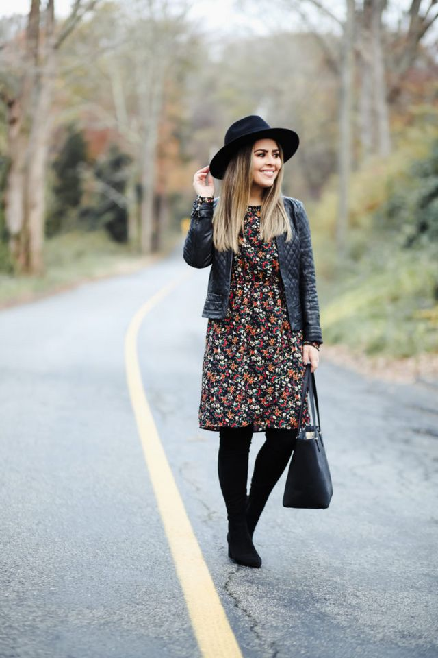 c9823168a80d the perfect fall floral dress.