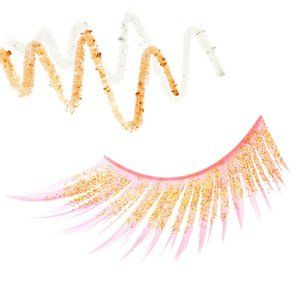 c9afffa9e6a ... unique, and downright dramatic strip lashes perfect for decorating your  eyes. Follow the mini looks I've created below or design your own festive  makeup ...