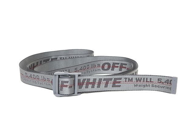 new arrival b8ed6 515e0 OFF-WHITE New Industrial Belt Colorways Pre-Order