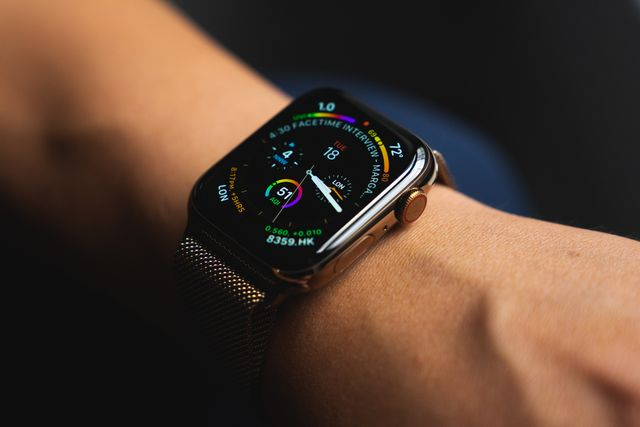 cd8918762c1 At first impression the Apple Watch Series 4 is a major update to the  wearable