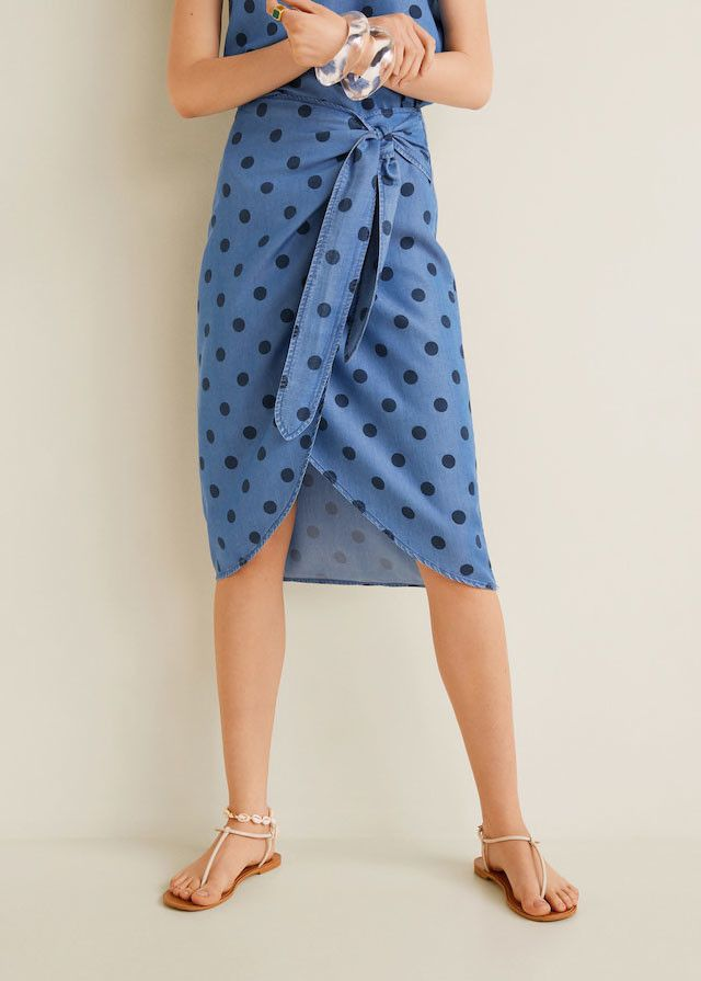 10c74e15c Estas son las faldas de Mango que vienen dispuestas a arrasar este ...