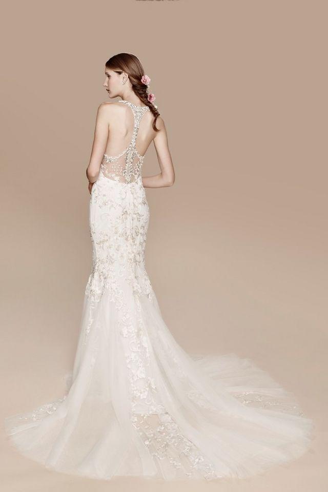 Estos son los vestidos de novia con los que nos gustaría ver a ...