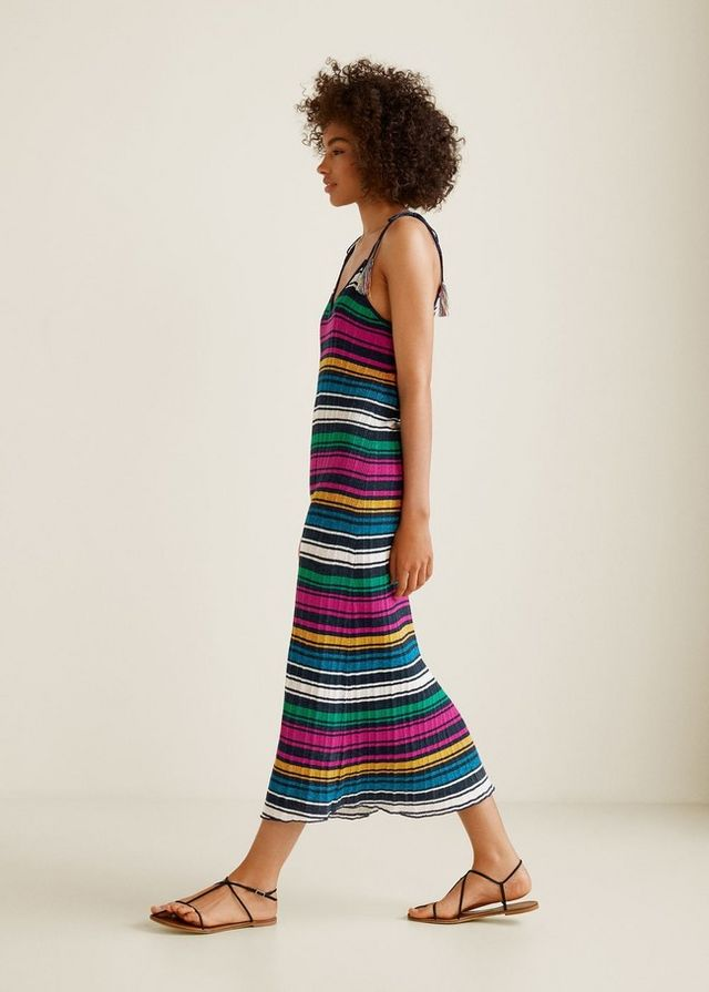 2856dad2f Las vacaciones se visten con estos 27 vestidos playeros que te ...