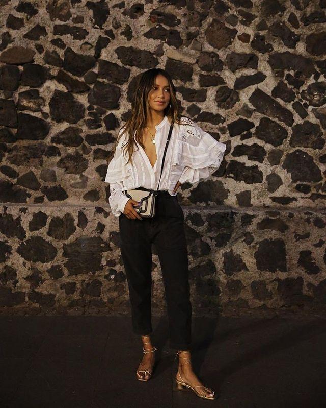 85312bf1d El pantalón negro : la mejor compra de rebajas. 13 propuestas para ...