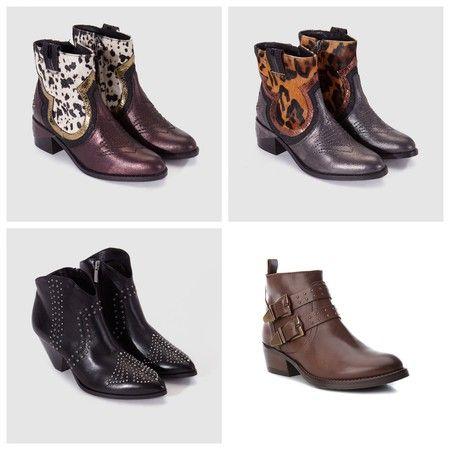 1f40cdb85 Los botines cowboy son el calzado más deseado  los 27 modelos más ...