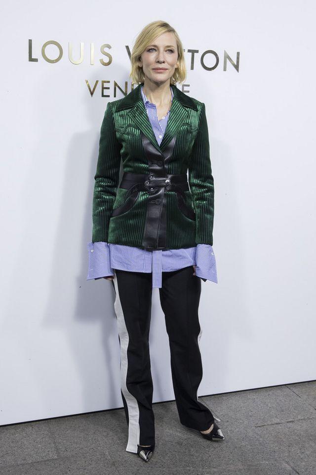 Louis Vuitton inaugura tienda en París y ninguna celebrity quiso ... cd9964bc2fb4