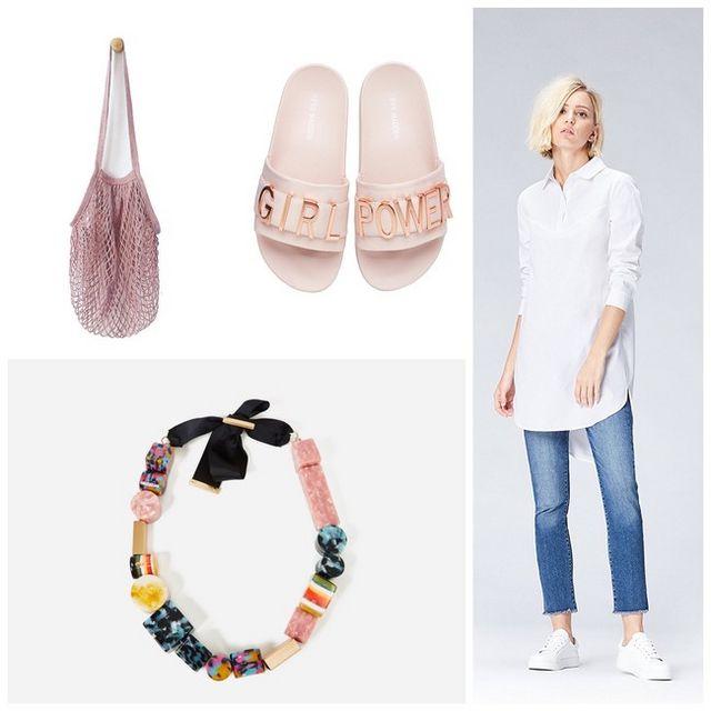 e3f059860 Vestidos y camisas blancas para el verano y cómo combinarlas con ...