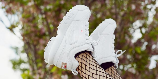 264a8ea06a35 Las Disruptor II de Fila son los zapatos deportivos más vendidos en ...