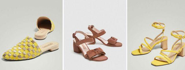 Inversiones top de rebajas  21 zapatos de piel de Zara 9acc20c22f0
