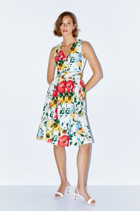 b868ed868 Estas son las 21 prendas florales de la nueva colección de Zara que ...