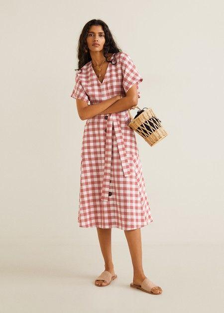 mejor elección realmente comodo detallado Mango tiene los 11 vestidos que nos hacen soñar con el verano ...